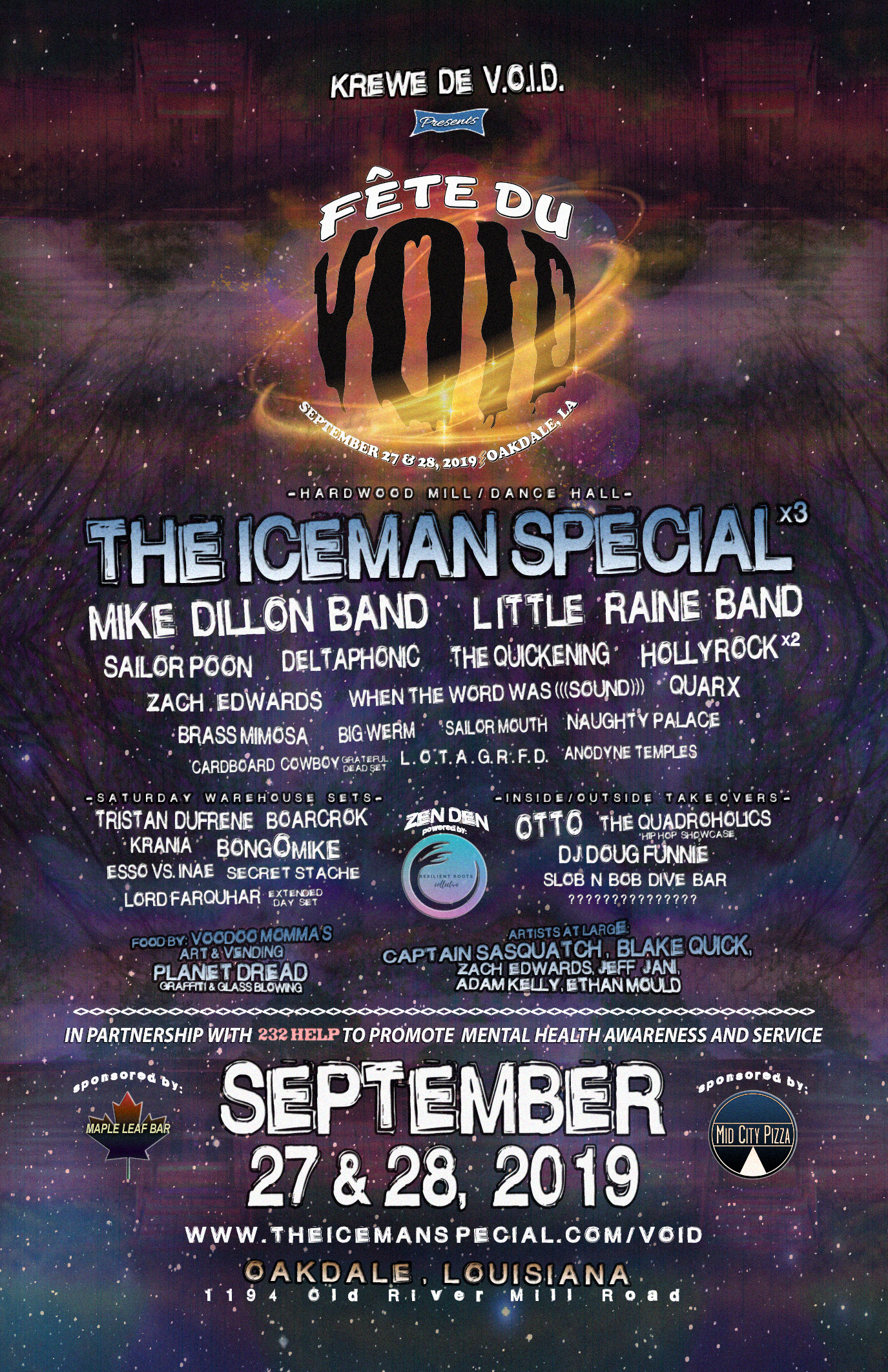 VOID – The Iceman Special